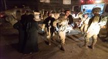 שוב: פצועים מסוריה מטופלים בארץ