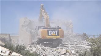 תושבים מטבריה נגד קבלן ההרס בנתיב האבות