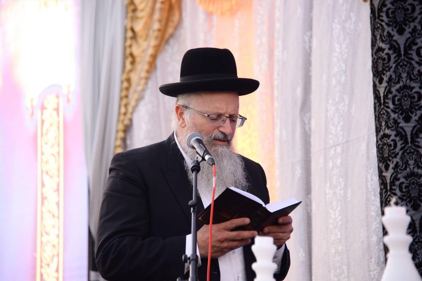 הרב שמואל אליהו (נפתלי לרר)