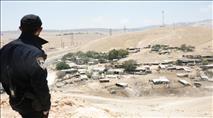 חמישה מבנים פונו הבוקר סמוך לחאן אל אחמר