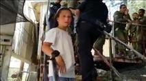 תוקף הילד היהודי בסיור שוברים שתיקה עזב את הארץ
