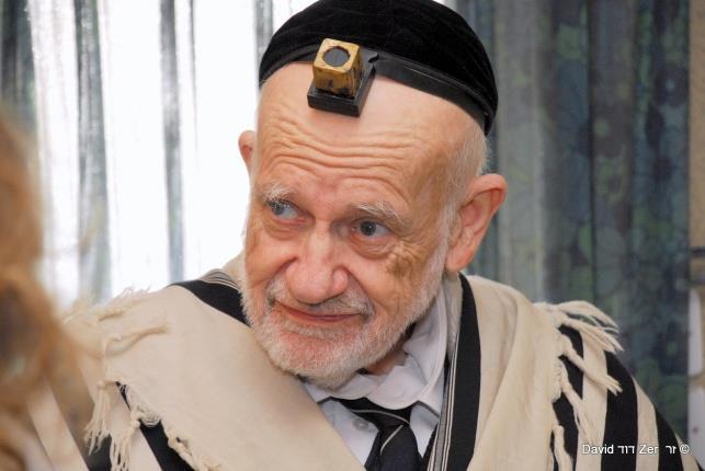 הרב דבילצקי (צילום: דוד זר)