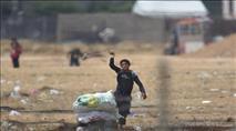 י-ם: מאבטחים הותקפו באבנים בידי ערבים וירו