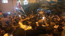 באום אל פחם מארגנים חגיגות שחרור המוניות למחבל