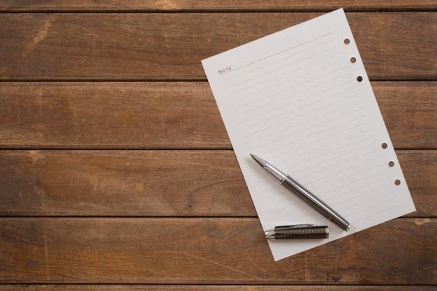כתיבה. אילוסטרציה (By Tirachard / Freepik)