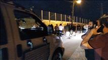 בית אל: שוב ערבים השליכו מטען חבלה