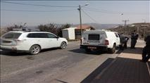 שוב: שוטרים חסמו כביש ראשי ביצהר וסיכנו נוסעים