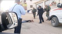 קרית ארבע-חברון: מחבל ניסה לדקור חיילים וחוסל