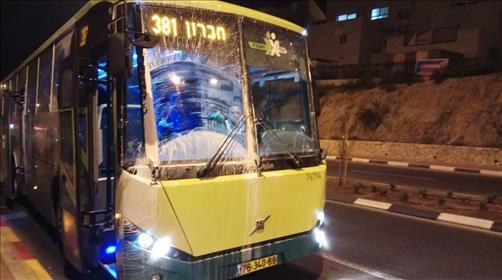 """מטען הושלך לעבר כוחות צה""""ל בג'ילזון"""