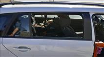 רכב יהודי הותקף בידי ערבים סמוך לשפרעם