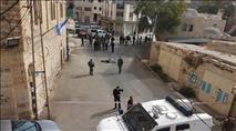 פיגוע דקירה בחברון: חייל נפצע קל - המחבל חוסל
