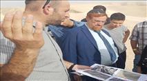 חברי הכנסת סיירו עם תנועת רגבים בחאן אל אחמר