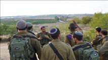 חיילים בדואים תקפו לוחמים חרדים בסכינים ומזלגות