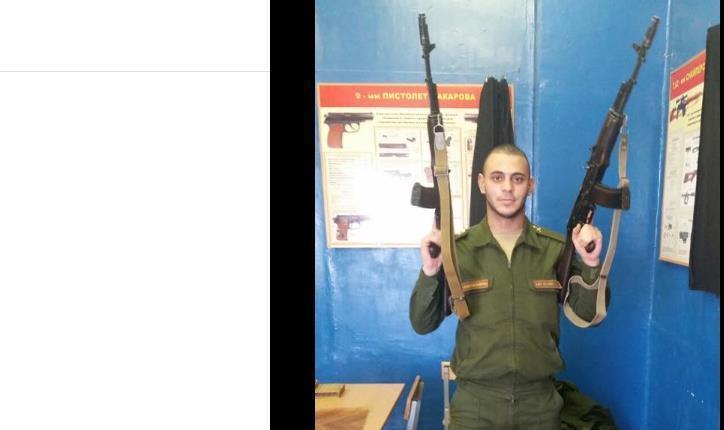 """הערבי שנהרג באשקלון הפך ל""""שהיד עבודה"""""""