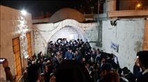 ערבים ירו לעבר חיילים בקבר יוסף