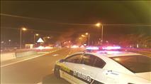 המחאה בדרום: כבישים נחסמו בצמיגים בוערים