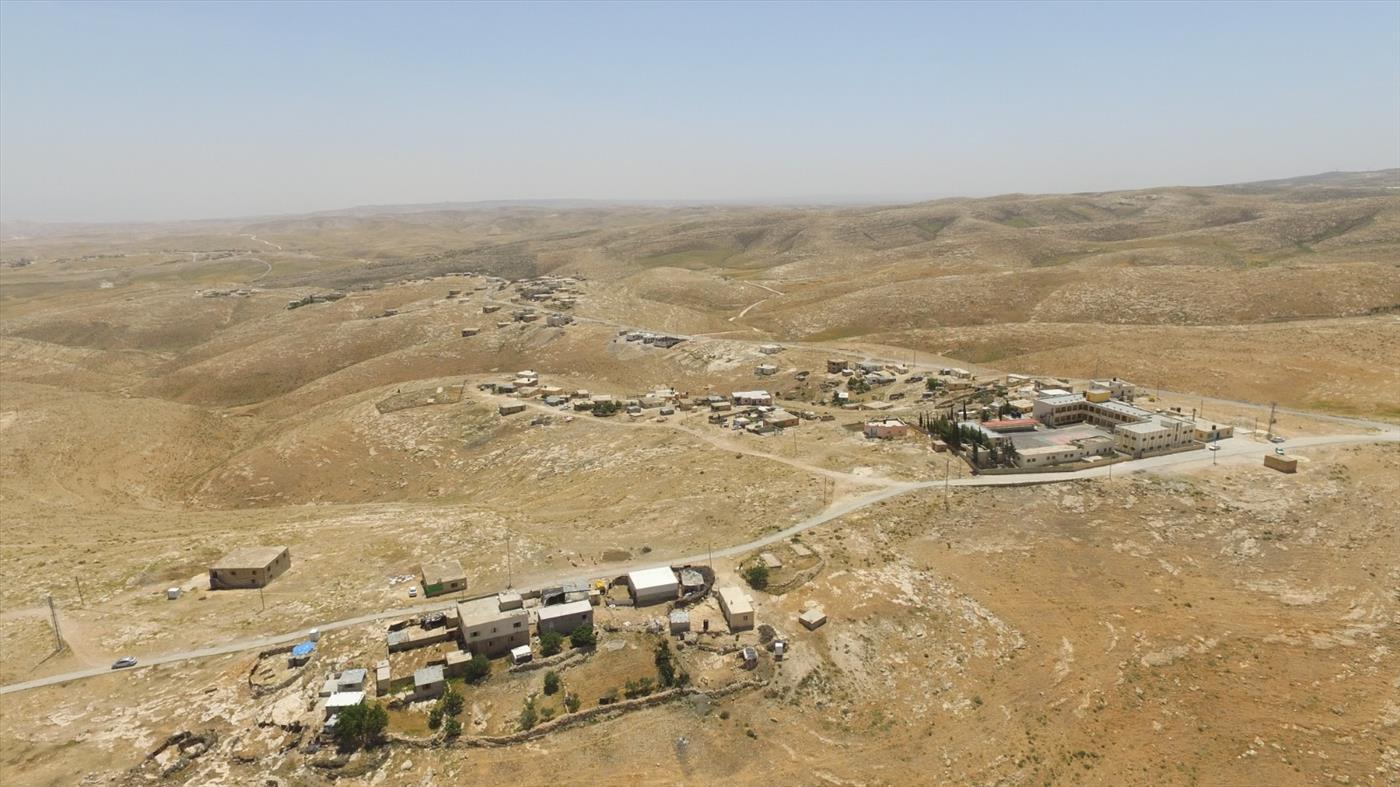 העיר המתפחת (צילום: רגבים)