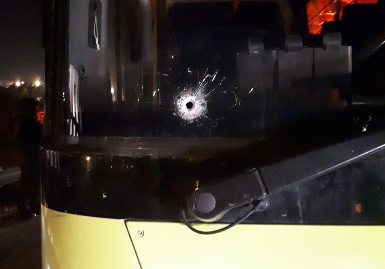 פיגוע ירי בגבעת אסף (צילום: בטחון בית אל)