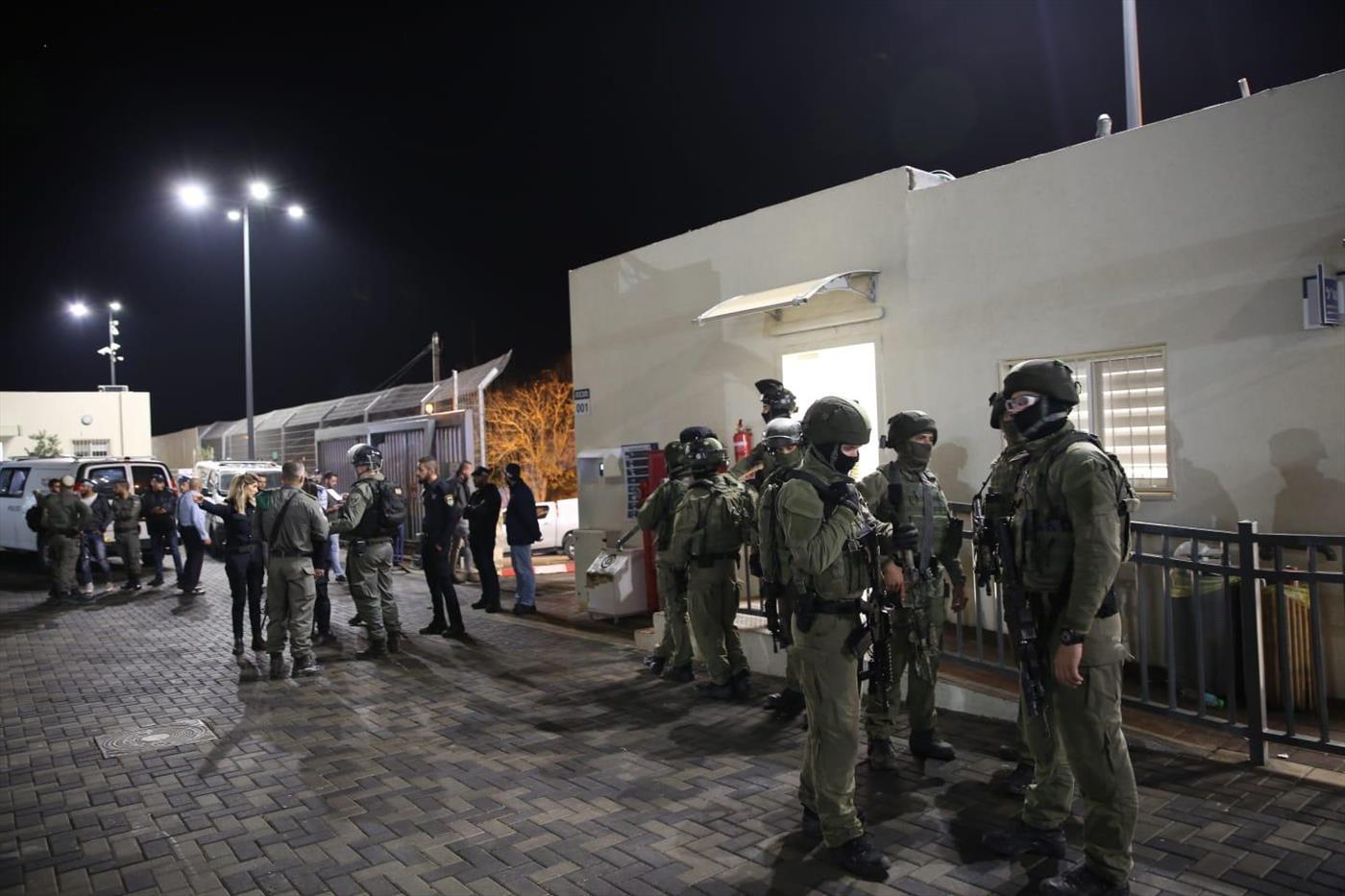 כוחות משטרה בירושלים. ארכיון   (דוברות המשטרה)