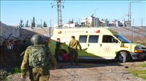 הטרור השקט: שני ילדים ושוטר נפצעו באירועים שונים