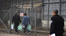 כ-1000 אסירים פליליים שוחררו היום מבתי הסוהר