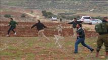ערבים התפרעו בגוש שילה - יהודי נעצר