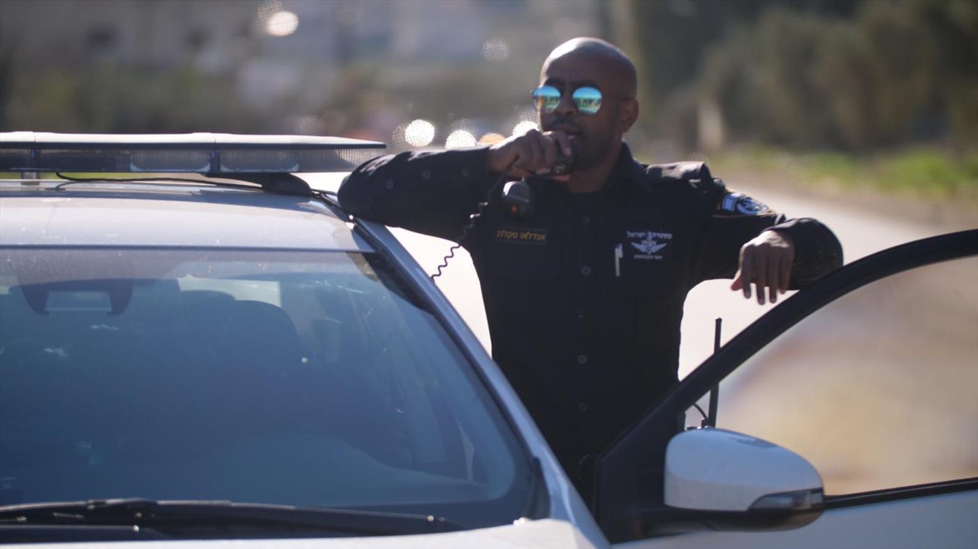 משטרה. ארכיון (צילום: אברהם שפירא)