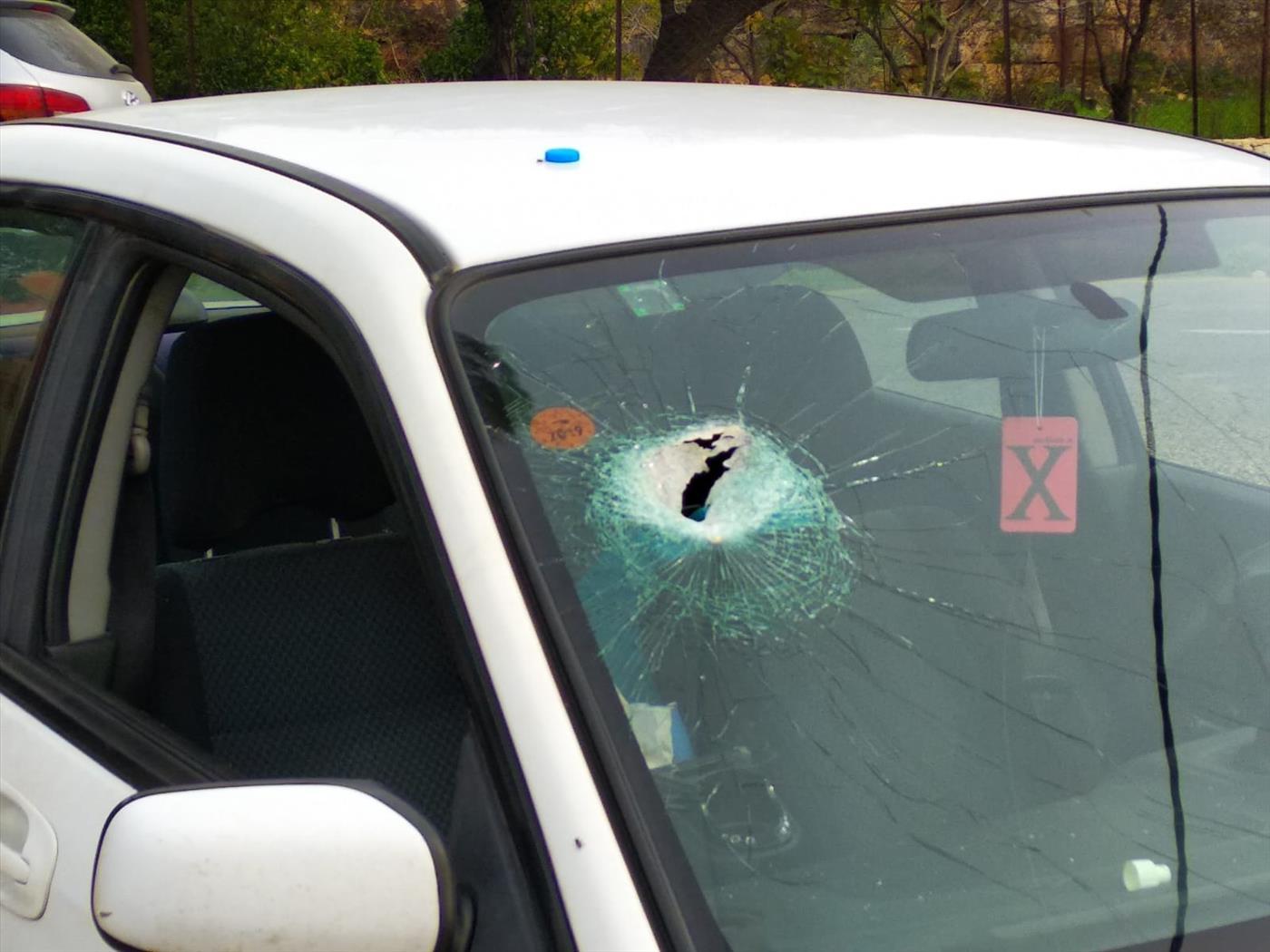 """כיצד """"מטופלים"""" אירועי זריקות אבנים במשטרה"""