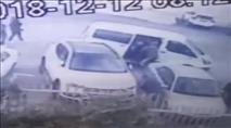צפו: כך נחטף המורה הערבי באום אל פחם
