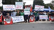 """שביתת ראשי הרשויות: """"להחזיר את המחסומים"""""""