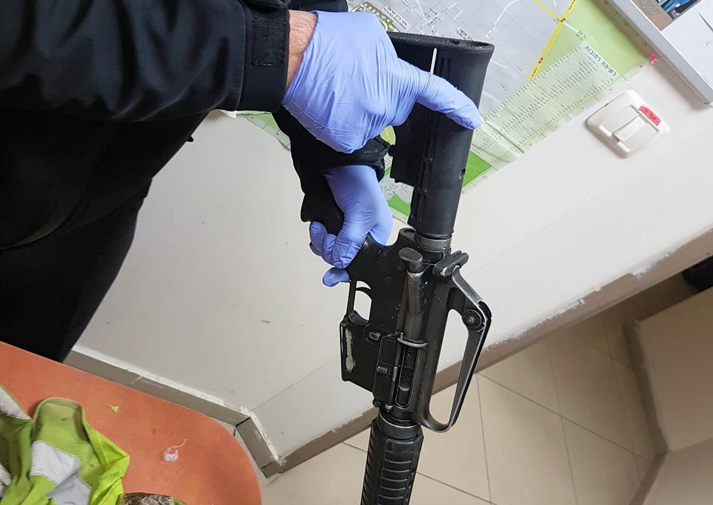 ארכיון  (צילום משטרת ישראל)
