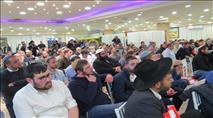 מאות השתתפו בהשקת הספר 'הר הבית כהלכה'