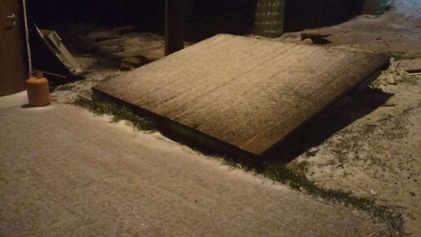 שלג בגוש עציון (מזמור ליקסנברג TPS)