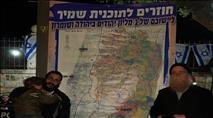 """""""נחלה"""" לנתניהו: שליחותך לבנות בכל ארץ ישראל"""
