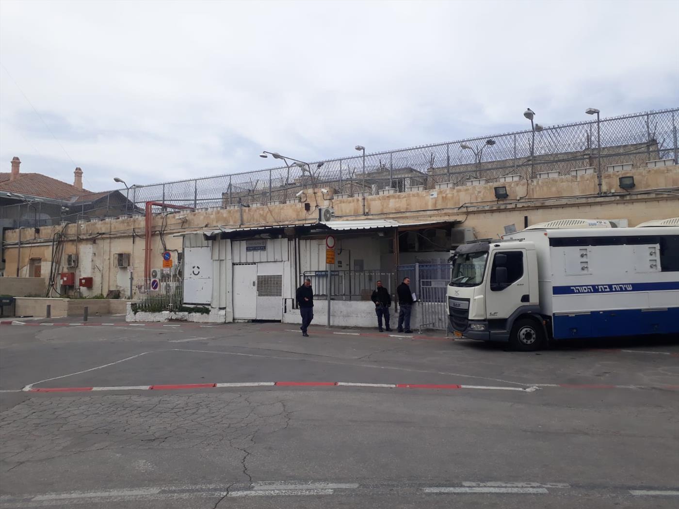 בית מעצר. ארכיון (צילום: דוד אור שחר)