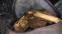 """אלפי כדורים, מטענים ושכפ""""צ בכפר ערערה"""