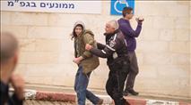הקטין שהואשם בהריגת ערבייה ישוחרר למעצר בית