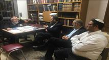 הרב דוב ליאור: תומך בבלוק טכני בין מפלגות הימין