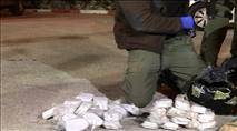 סוכלה הברחת סמים בגבול לבנון