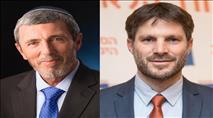 הושג ההסכם: הבית היהודי והאיחוד הלאומי התאחדו