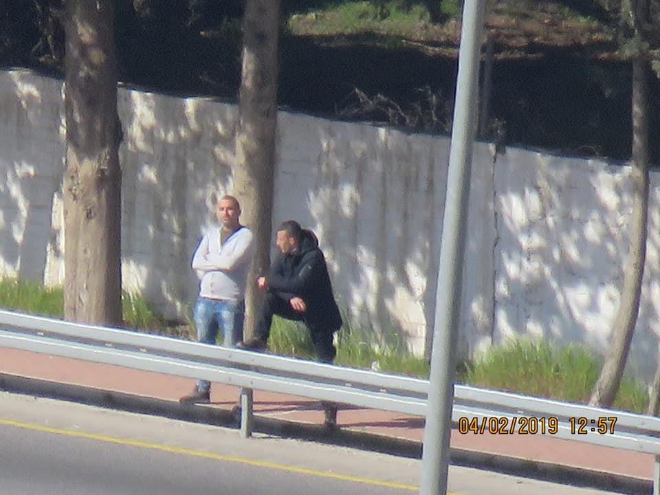"""יהודי נפצע - איפה השוטרים הערבים של המח""""ט?"""