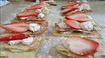 קרמנישט או עוגת נפוליאון? מה שבטוח – זה טעים!