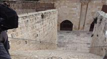 ללא הפרעה: צעד נוסף בהשתלטות על שער הרחמים