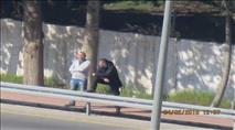 שוטרים ערבים הופקדו על בטחון המתיישבים המותקפים