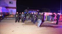 טובא זנגרייה: עבריינים ירו לעבר שוטרים