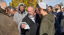 """ערבי מחברון חשוד ברצח אורי אנסבכר הי""""ד"""