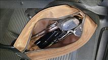 סוחרי נשק נמלטו משוטרים בצפון