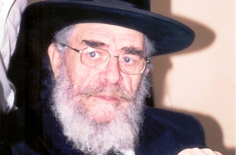הרב לנדא (צילום: Yeshivatitri)