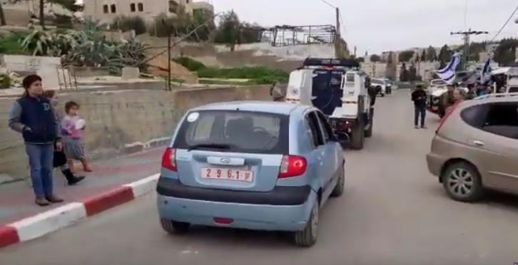 """הפיגוע בחברון: המחבל הגיע ברכב של הרש""""פ"""