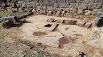 גת מפוארת מתקופת התלמוד התגלתה בצפון
